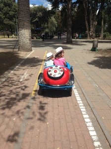 Pedal cars at Elijido