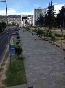 Sidewalks!!  Everywhere!