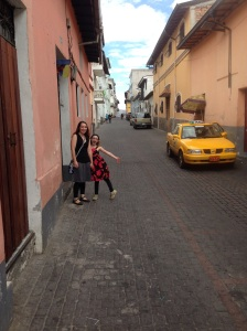 Wanderings in Quito